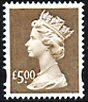 £5 brown