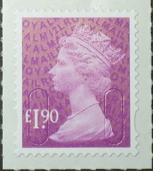 £1-90 amethyst