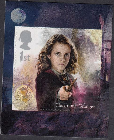 2018 GB - SG4152 - 1st NVI (C) Hermione Granger from PM64 MNH
